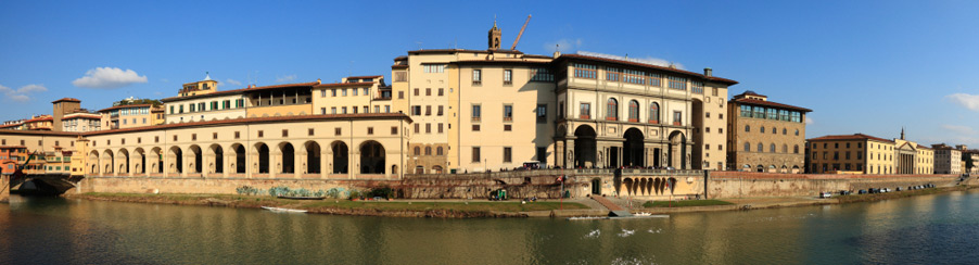 florence apartments, uffizi area